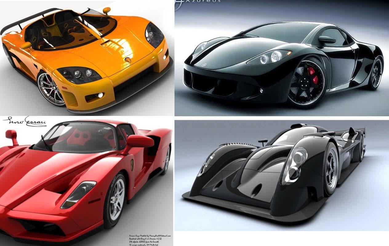 Carros em 3d jaeh blog - Para ver fotos ...