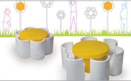 mesa-flor