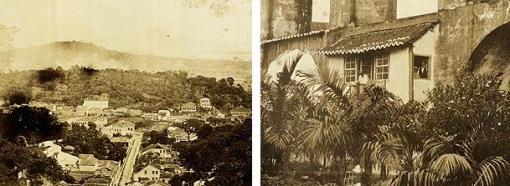 Fotografias da cidade do Rio de Janeiro de 1862