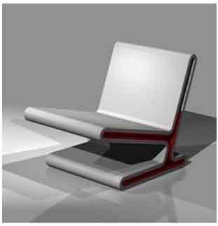 cadeira de encaixe
