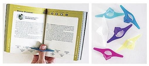 facilitador de leitura