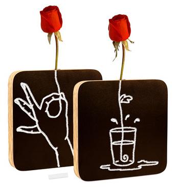 vaso desenhado