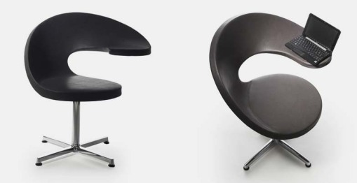 cadeira para lap top