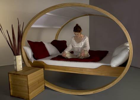 cama de balanço