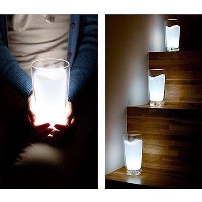 luminaria de leite