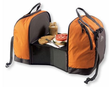 mochila mesa