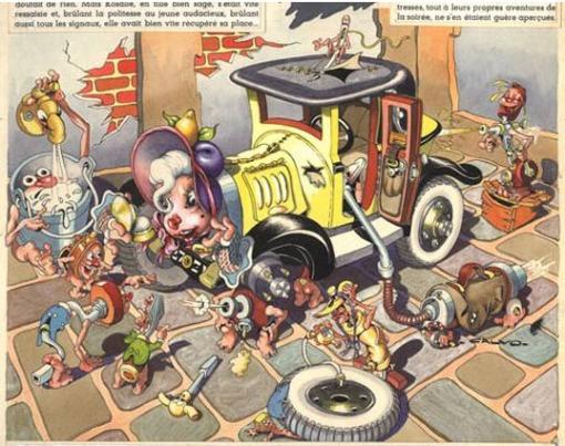 museu historia em quadrinhos