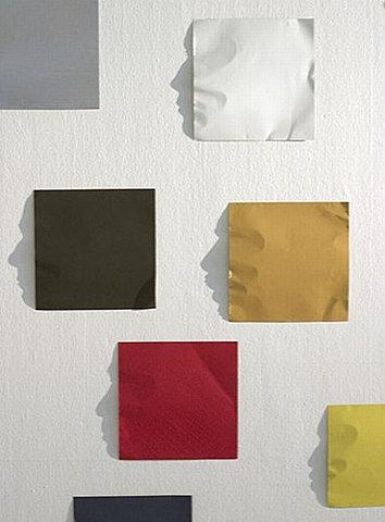 sombra de rostos