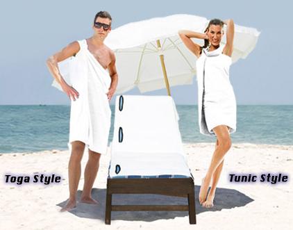 toalha fashion