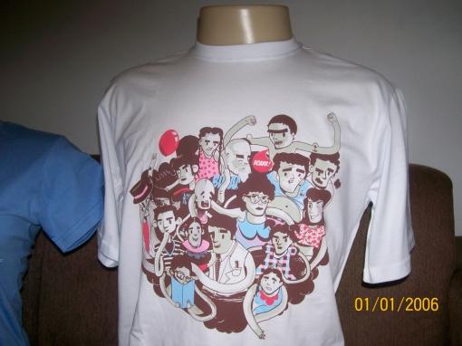 grande familia camisa