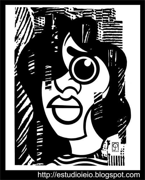 Joey Ramone por estúdio Ieio