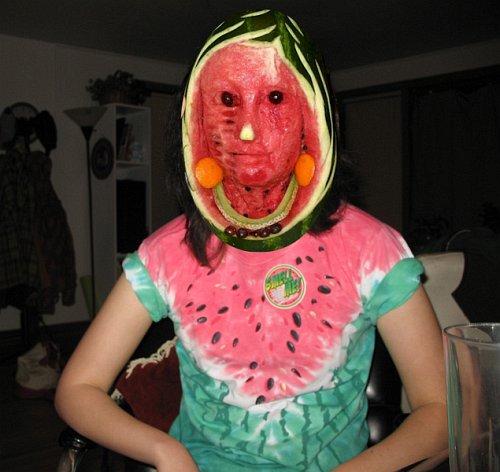 verdadeira mulher melancia